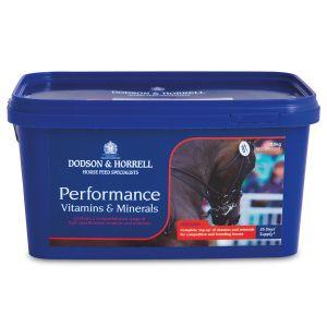 Dodson & Horrell Performance Vitamins & Minerals - 3.5kg