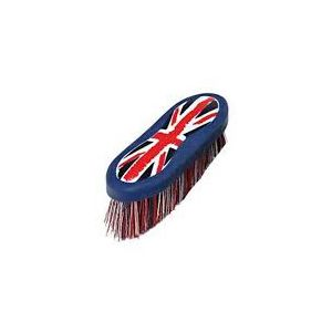 Cottage Craft Dandy Brush DM Union Jack