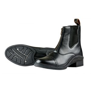 Dublin Attitude Zip Paddock Boots - Childs