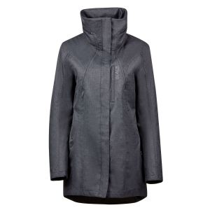 Dublin Black Ellie Waterproof Jacket