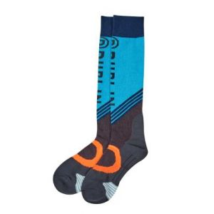 Dublin Nellie Cool Tec Socks Adults - Caribbean Sea