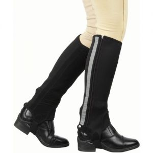 Dublin Neoprene Safety Half Chaps - Adults