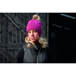 Dublin Sparkle Bobble Hat