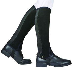 Dublin Easy Care SL Grip Half Chaps Childs