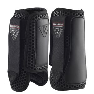 Equilibrium Tri-Zone Impact Sports Boots Front