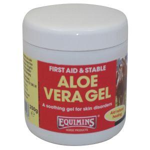 Equimins Aloe Vera Gel 250gm