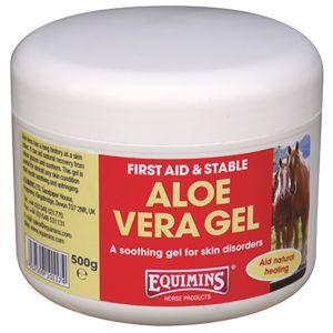 Equimins Aloe Vera Gel 500gm