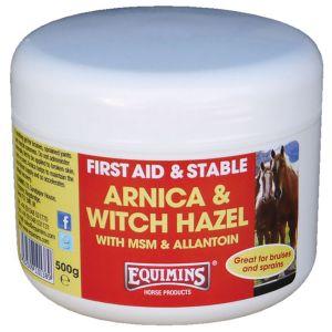 Equimins Arnica & Witch Hazel Gel 500gm