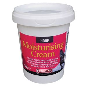 Equimins Hoof Moisturising Cream Natural 500gm