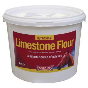 Equimins Limestone Flour 3Kg Tub