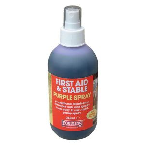 Equimins Purple Spray - 250 Ml