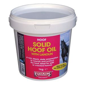 Equimins Solid Hoof Oil with Lanolin 1Kg
