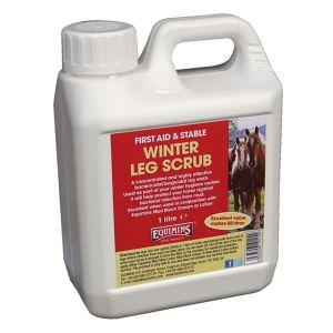 Equimins Winter Leg Scrub Concentrate 1L