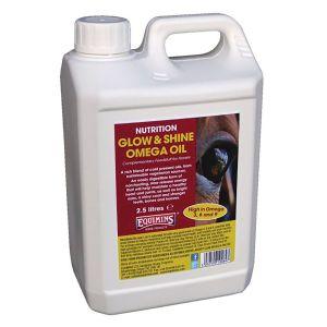 Equimins Glow & Shine Omega Oil