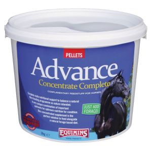 Equimins Advance Concentrate Complete Pellets