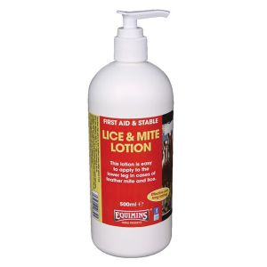 Equimins Lice & Mite Lotion 500ml