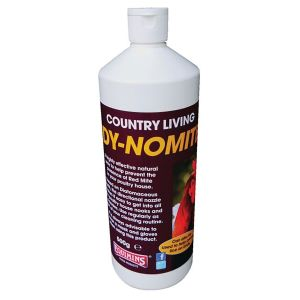 Equimins Country Living Dy-nomite 500gm