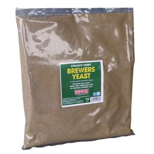 Equimins Straight Herbs Brewers Yeast 1Kg