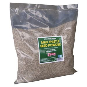 Equimins Straight Herbs Milk Thistle Seed Powder 1Kg