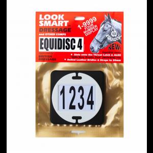 Equidisc x 4 Numbers