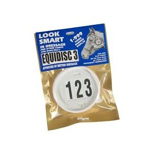Equidisc x 3 Numbers