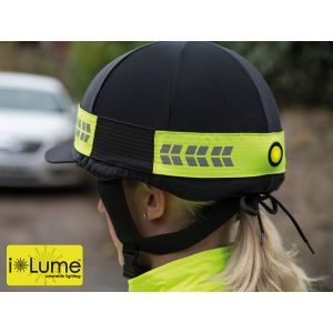 Equi-Flector Flashing Hat Band