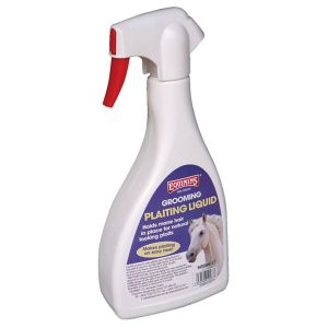 Equimins Plaiting Liquid Spray 500ml