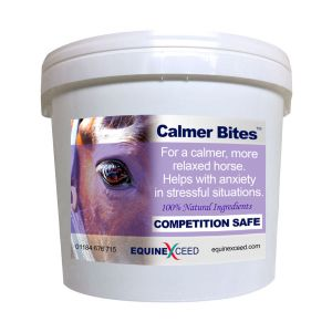 Equine Exceed Calmer Bites - Ginger