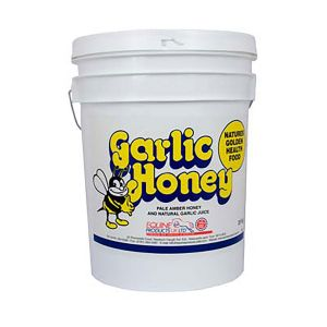 Equine Products Garlic Honey