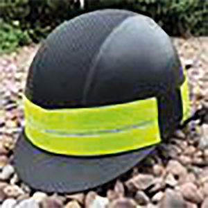 Equisafety LED Rechargeable Flashing Hatband