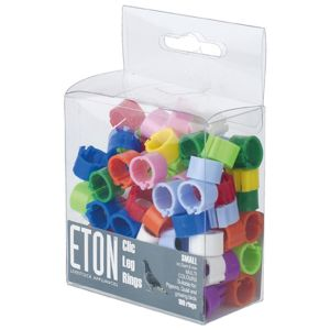 ETON Clic Leg Rings - 100 Pack - 8mm