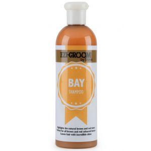 Shires EZI-GROOM Bay Shampoo 450ml