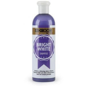 Shires EZI-GROOM Bright White Shampoo 450ml