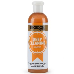 Shires EZI-GROOM Deep Cleaning Shampoo 450ml