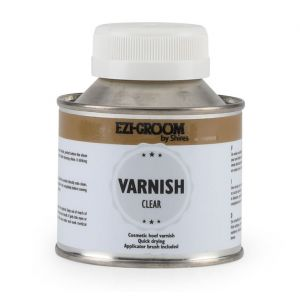 Shires EZI-GROOM Hoof Varnish