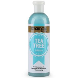 Shires EZI-GROOM Tea Tree Shampoo 450ml