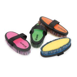 Shires EZI-Groom Grip Body Wash Brush