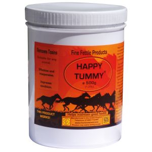 Fine Fettle Products Happy Tummy
