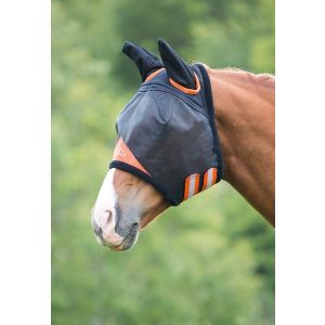 Shires Field Durable Fly Mask with Ears