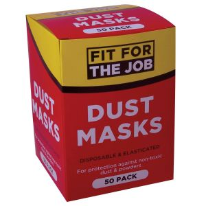 Rodo Limited Fit For The Job Dust Mask x 50 Pack