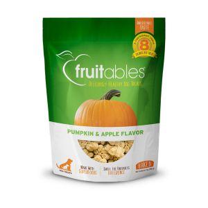 Fruitables Dog Treats - Pumpkin & Apple - 198gm