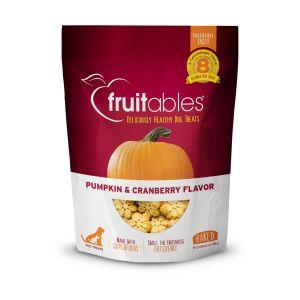 Fruitables Dog Treats - Pumpkin & Cranberry - 198gm