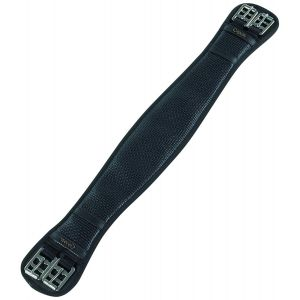 Genesis Dressage Girth - 22 Black