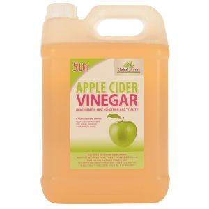 Global Herbs Apple Cider Vinegar 5L