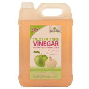 Global Herbs Garlic & Apple Cider Vinegar 5Lt
