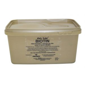 Gold Label Biotin 900gm