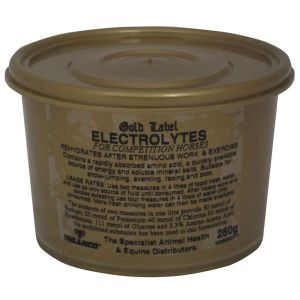 Gold Label Electrolytes 250gm
