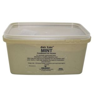 Gold Label Mint