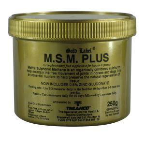 Gold Label M.S.M. Plus