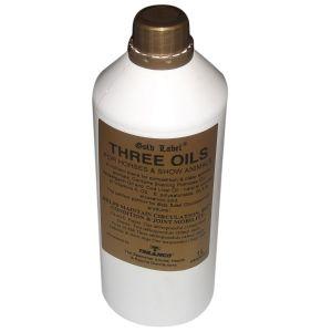 Gold Label Three Oils 1L